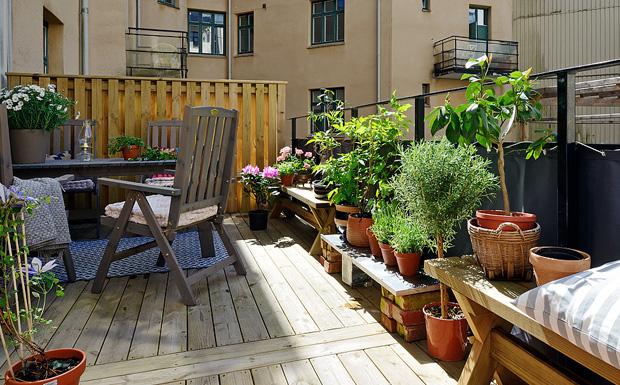 balcon vegetal