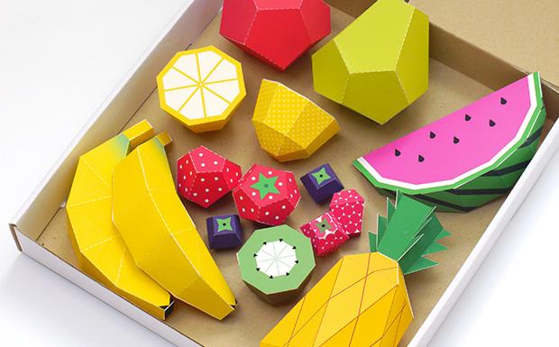 fruit a imprimer