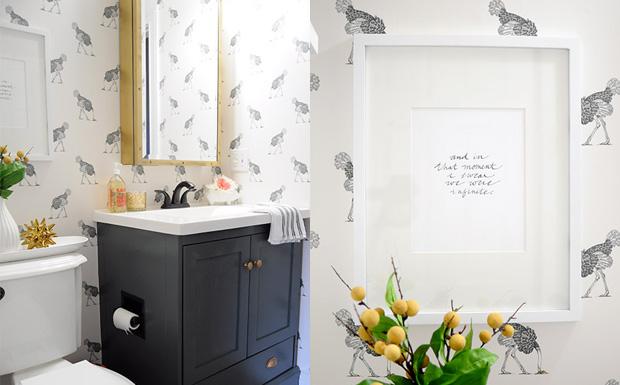 Une salle de bain avant apr s shake my blog for Salle bain avant apres