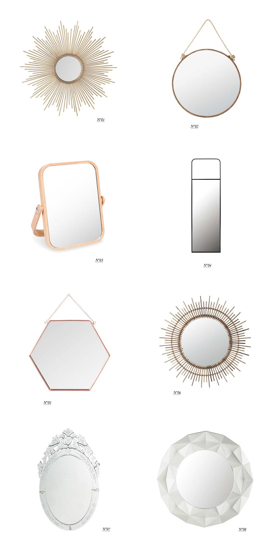 miroir deco