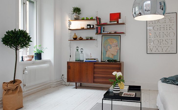 une l gante d co scandinave shake my blog. Black Bedroom Furniture Sets. Home Design Ideas