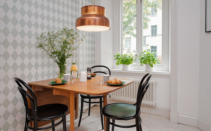 deco scandinave elegante coloree