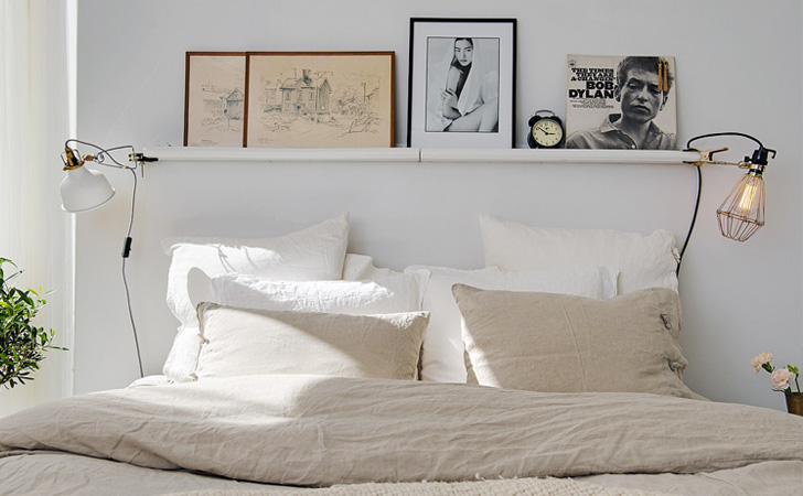 S lection de chambres scandinaves shake my blog - Deco chambre style scandinave ...