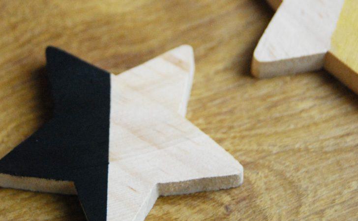 des toiles en bois diy pour no l shake my blog. Black Bedroom Furniture Sets. Home Design Ideas