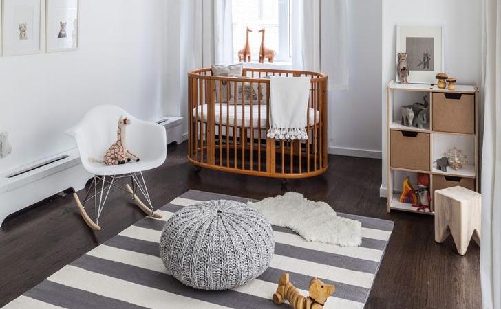 Une chambre d\'enfant en bois et blanc | Shake My Blog