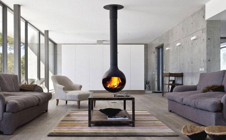 Des cheminées design et contemporaines avec Focus | Shake My Blog