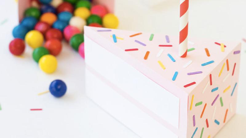 boite bonbon diy anniversaire