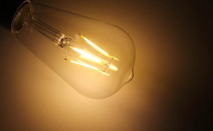 espace ampoule led