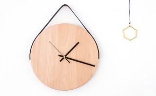 horloge bois diy