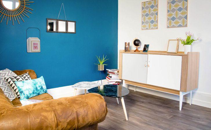 un buffet scandinave diy shake my blog. Black Bedroom Furniture Sets. Home Design Ideas
