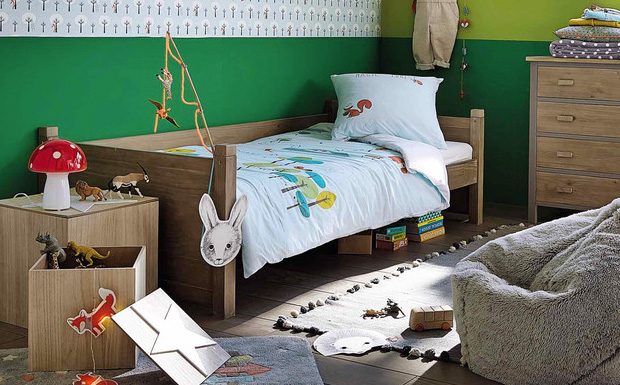 maison du monde chambre bebe chambres enfants pour filles. Black Bedroom Furniture Sets. Home Design Ideas