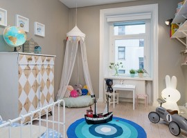 Shake my blog deco chambre gar on - Decoration chambre enfants ...