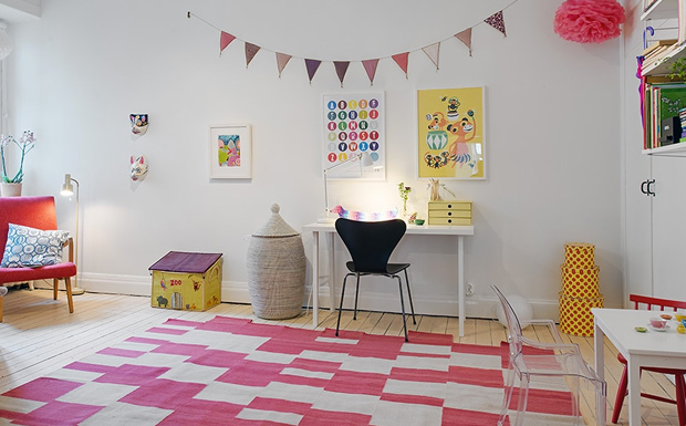 S Lection De Chambres D 39 Enfant Scandinaves Shake My Blog