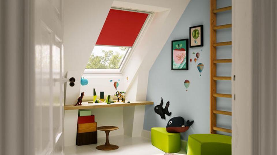 comment am nager des combles shake my blog. Black Bedroom Furniture Sets. Home Design Ideas