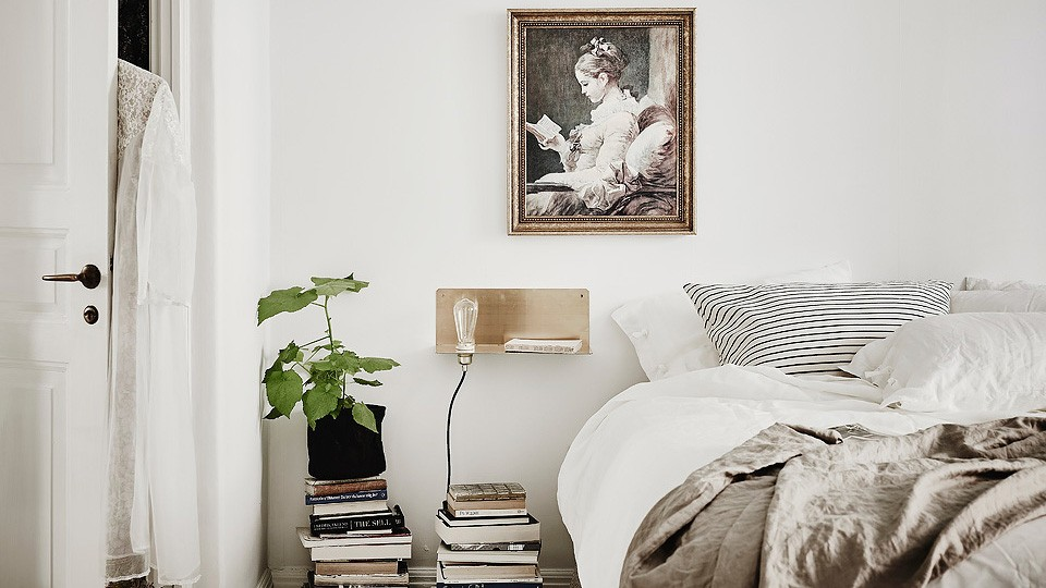 Shake my blog prenons le temps for Deco appartement blanc