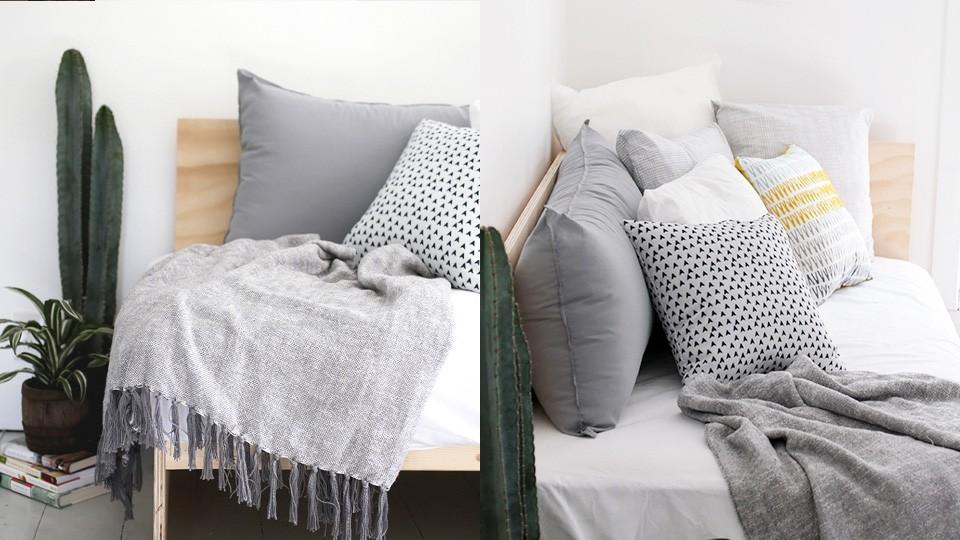 un lit de jour diy shake my blog. Black Bedroom Furniture Sets. Home Design Ideas
