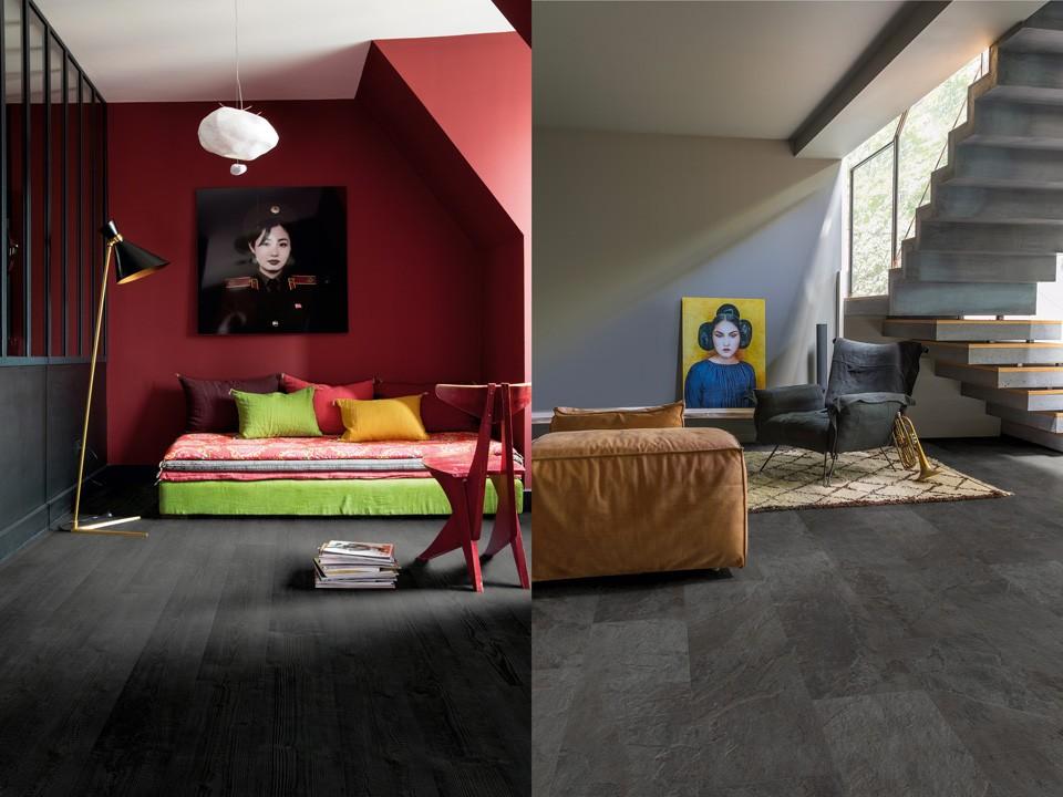 un int rieur ethnique avec quick step shake my blog. Black Bedroom Furniture Sets. Home Design Ideas