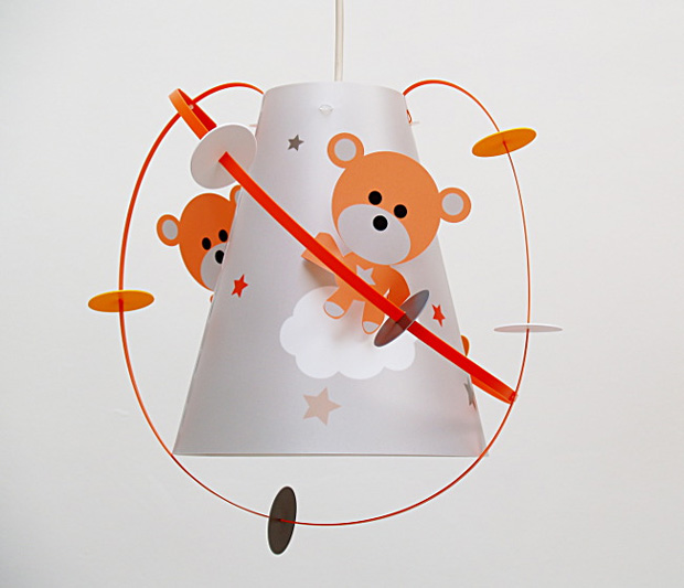 des luminaires pour les enfants avec casse noisette shake my blog. Black Bedroom Furniture Sets. Home Design Ideas