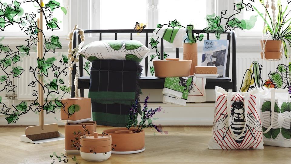 la collection anv ndbar chez ikea shake my blog. Black Bedroom Furniture Sets. Home Design Ideas