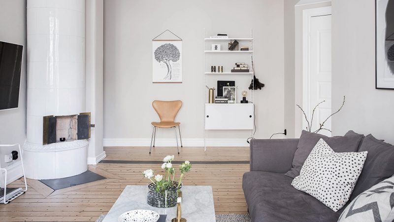 une d co scandinave pur e shake my blog. Black Bedroom Furniture Sets. Home Design Ideas