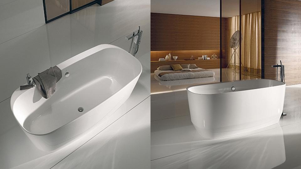 une salle de bain design avec au fil du bain shake my blog