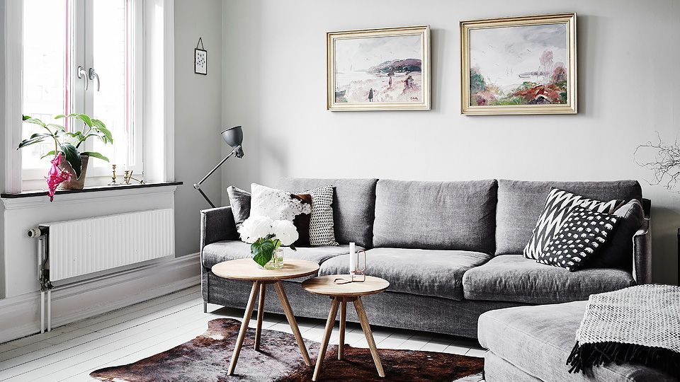 Une d co chic et contemporaine shake my blog for Deco contemporaine chic