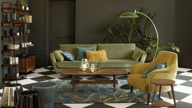 3 tendances d co chez la redoute shake my blog. Black Bedroom Furniture Sets. Home Design Ideas
