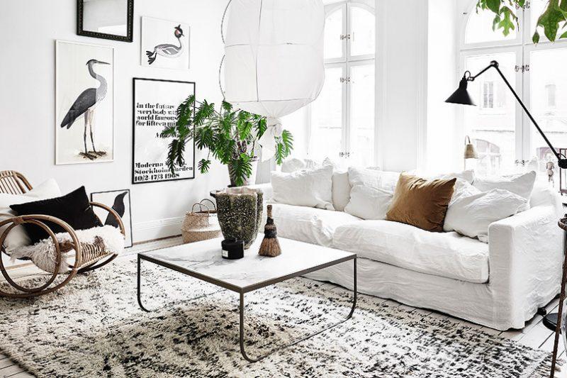 3 ambiances d co avec un canap chesterfield shake my blog. Black Bedroom Furniture Sets. Home Design Ideas