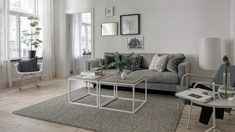 Une d co scandinave douce et contemporaine shake my blog for Collection contemporaine et scandinave