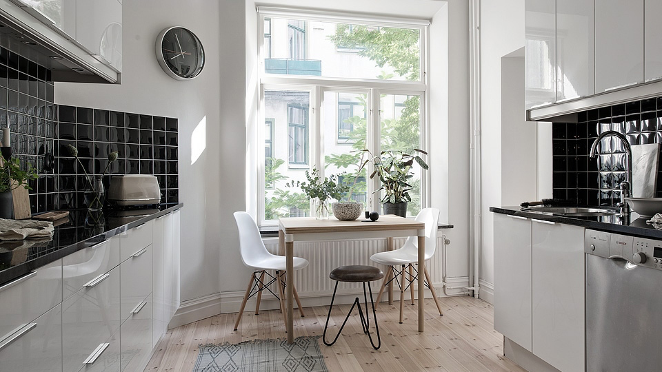 Une d co scandinave douce et contemporaine shake my blog for Decoration interieur scandinave