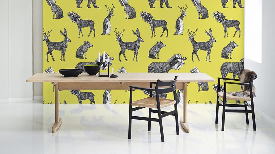 papier peint pixels animaux