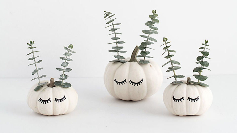 citrouille diy halloween