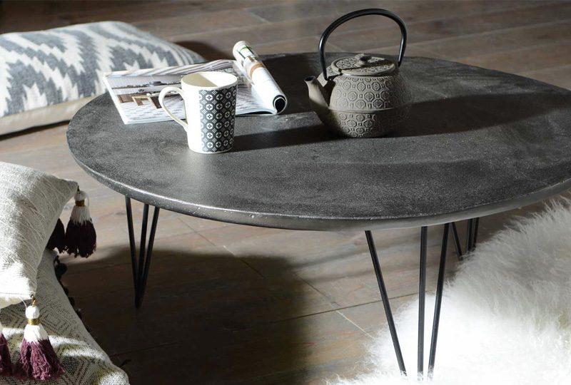 deco table basse korb