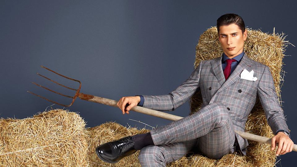 mode de luxe choisir le dernier élégant et gracieux Un manteau sur-mesure avec Lanieri | Shake My Blog