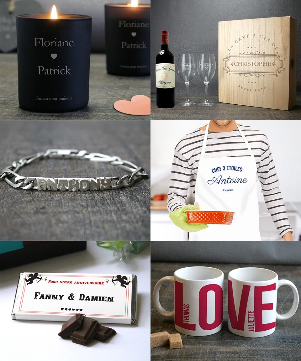 cadeau personnalise saint valentin