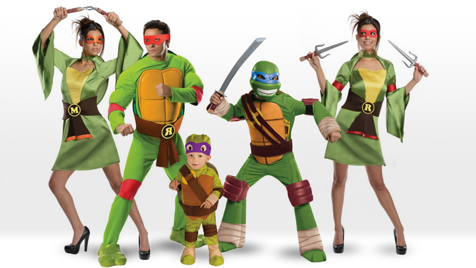 costume tortue ninja