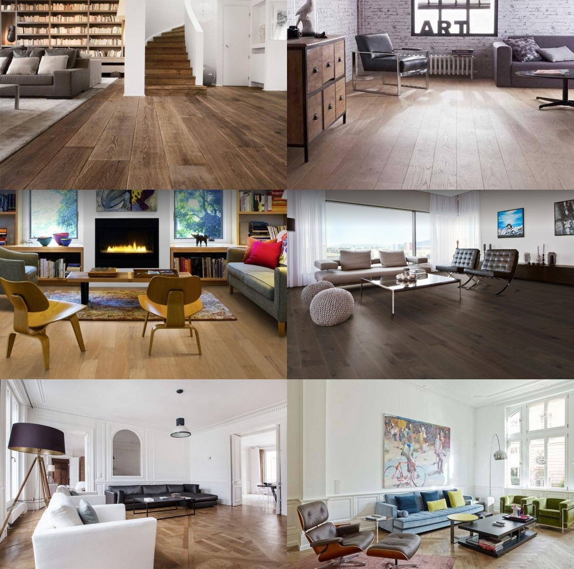 r chauffer son int rieur avec du parquet shake my blog. Black Bedroom Furniture Sets. Home Design Ideas