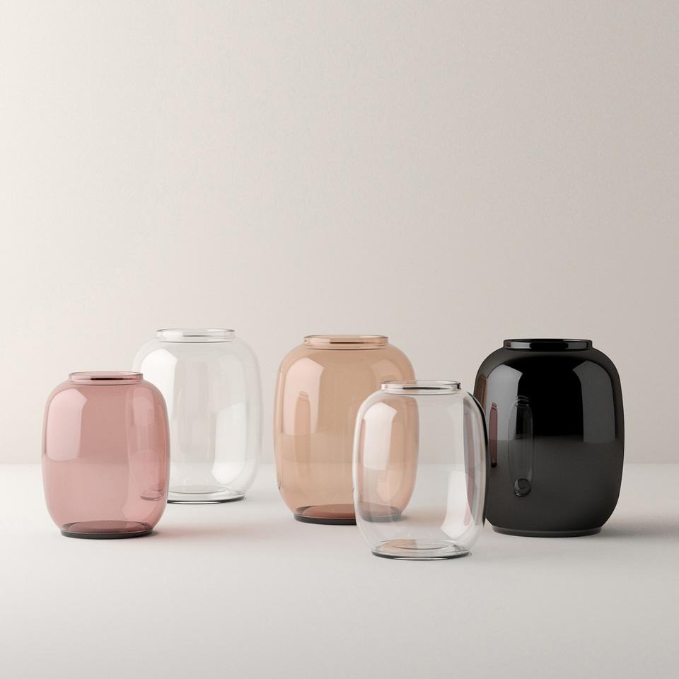 accessoire deco scandinave vase