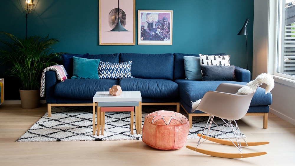 Comment utiliser la couleur bleu canard dans sa déco ? | Shake My Blog