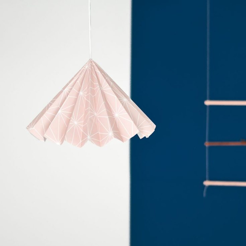 diy deco chambre suspension origami