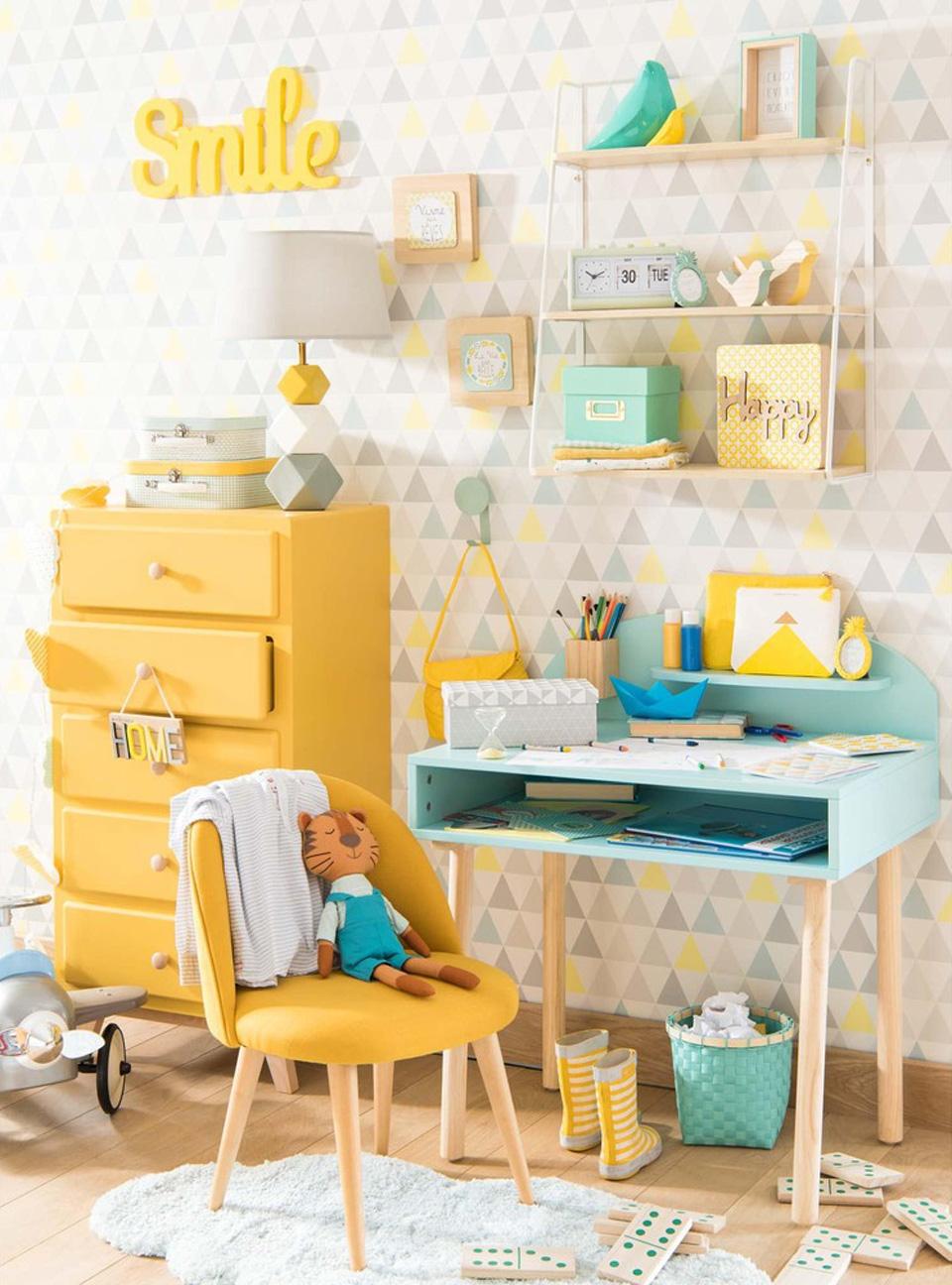 la tendance d co mint lemon shake my blog. Black Bedroom Furniture Sets. Home Design Ideas