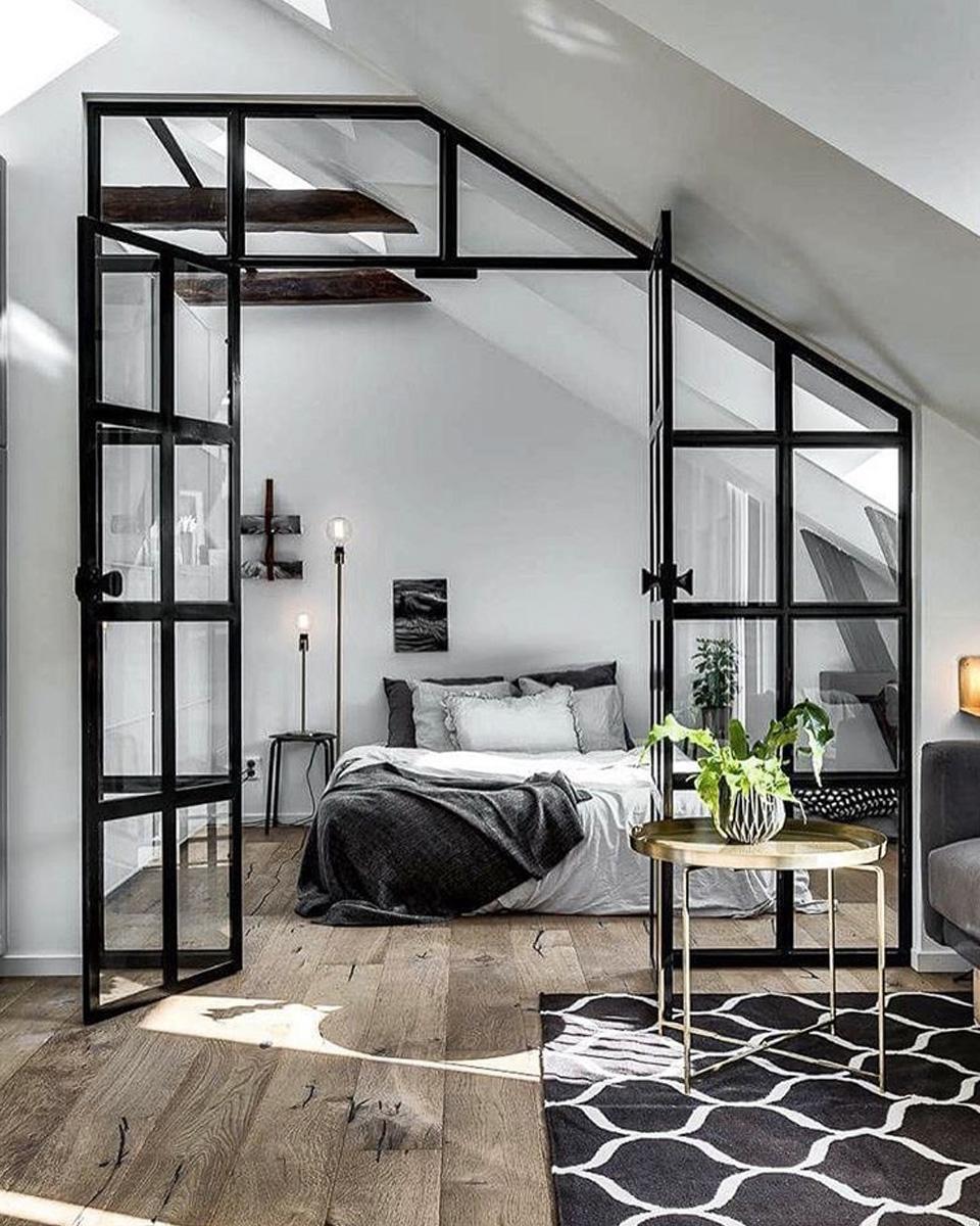 une verri re dans ma d co shake my blog. Black Bedroom Furniture Sets. Home Design Ideas