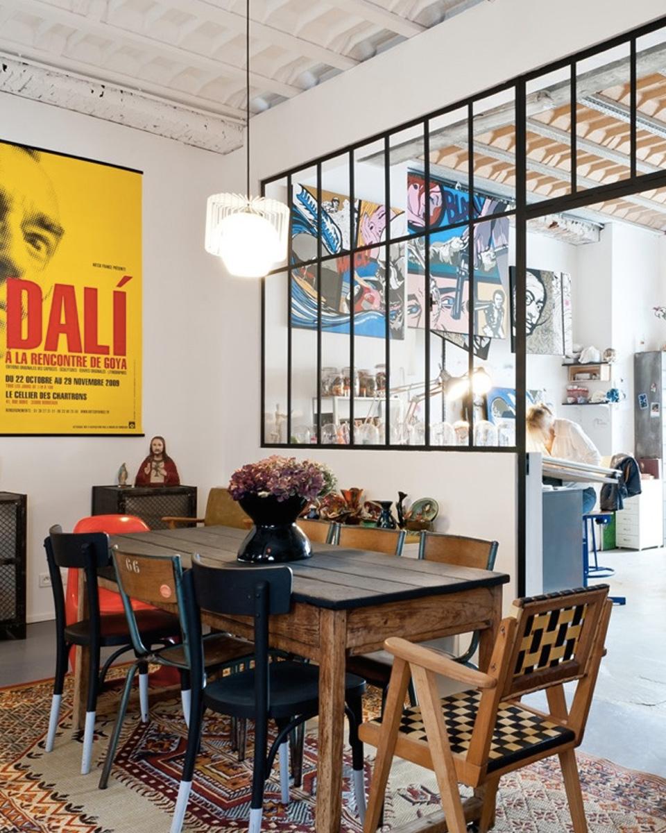 verriere atelier cuisine fabulous verrire atelier with. Black Bedroom Furniture Sets. Home Design Ideas