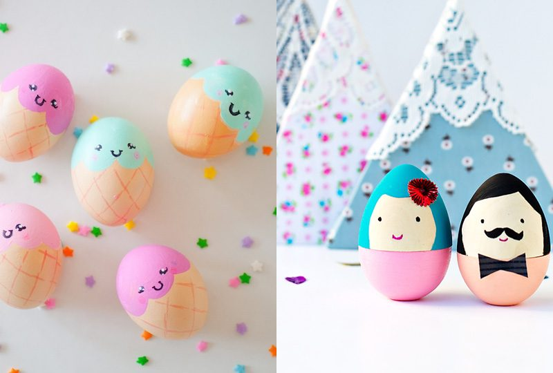 diy oeuf paques