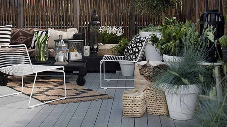 Des idées déco pour votre balcon | Shake My Blog