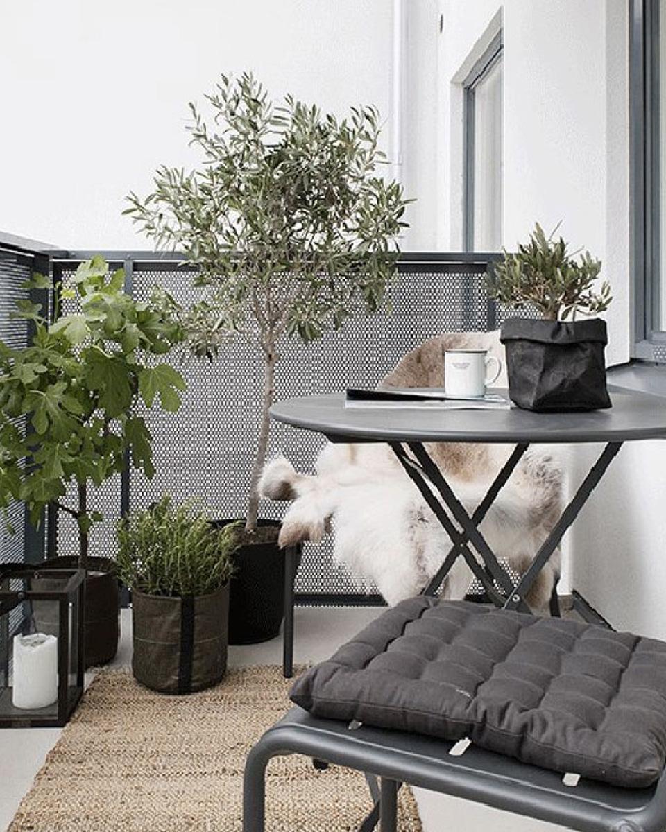 Des idées déco pour votre balcon  Shake My Blog