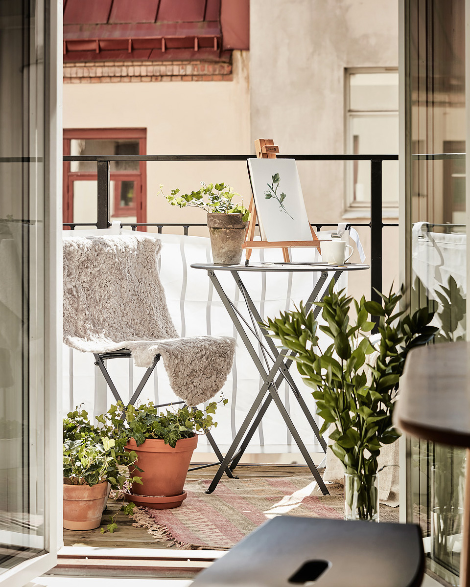 Idee decoration balcon meilleures images d 39 inspiration for Des idees de decoration maison