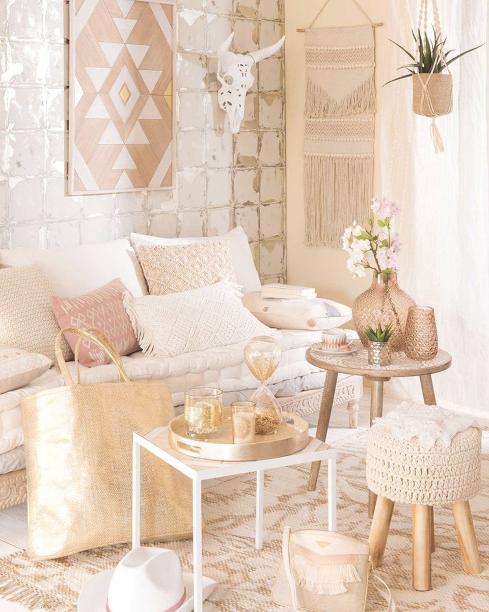 La tendance d co boh me coachella shake my blog for Chambre orientale maison du monde