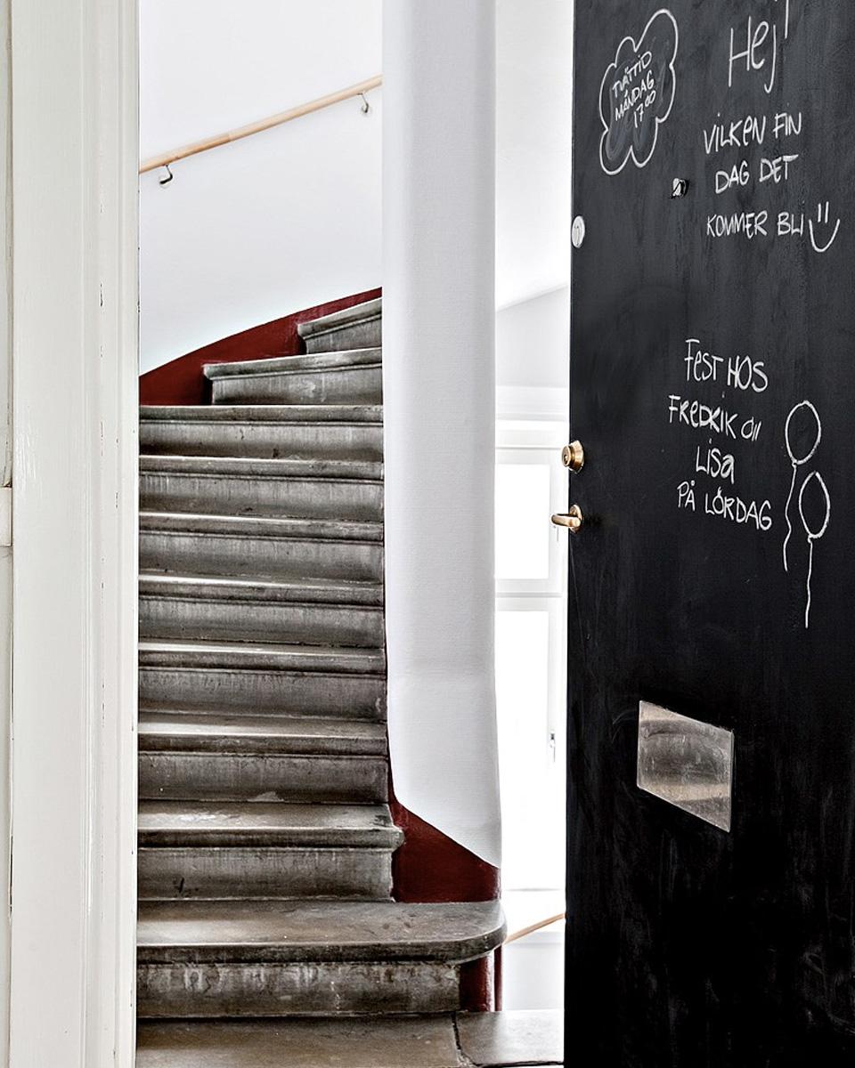 une d co version ardoise shake my blog. Black Bedroom Furniture Sets. Home Design Ideas