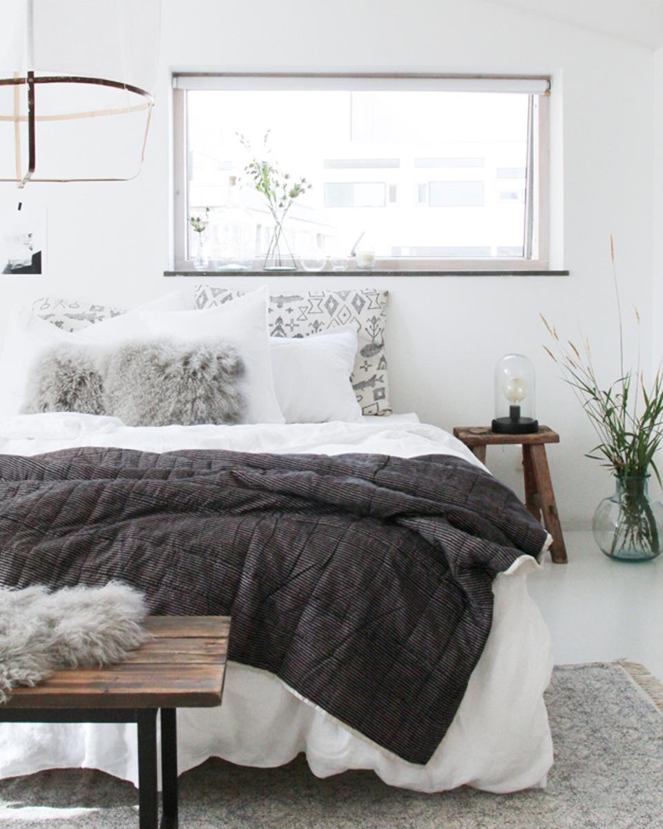 choisir un tapis pour la d co de la chambre shake my blog. Black Bedroom Furniture Sets. Home Design Ideas